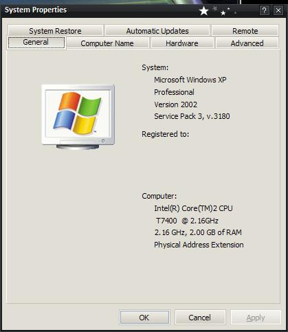 actualizar windows xp service pack 3