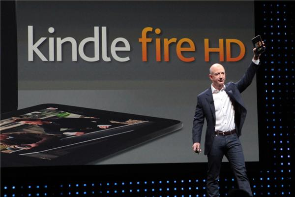 sucesores del Kindle Fire