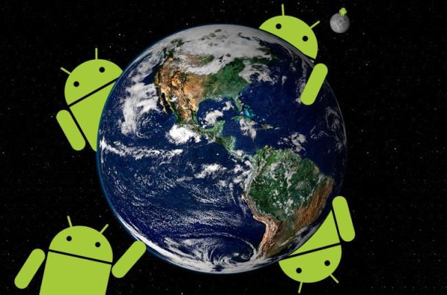 Android supone más de la mitad de smartphones en Estados Unidos