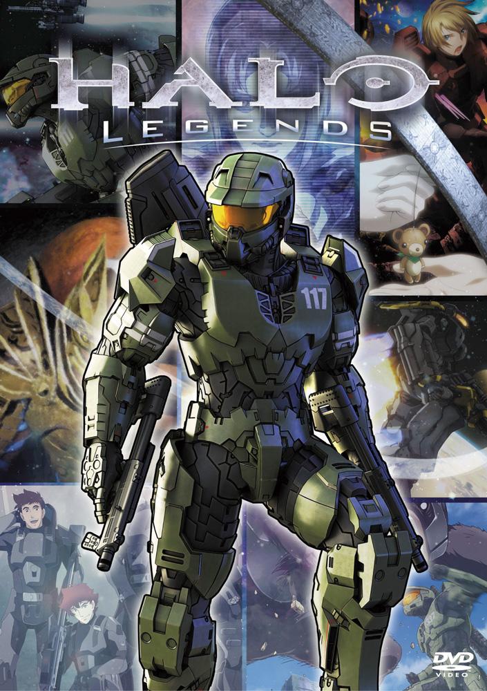 ◄█GAR CLUB█► Más GAR que afetarse a hachazos con mancuernas ♂ Halo-legends-1