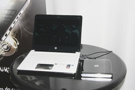 Portátil HP dv2