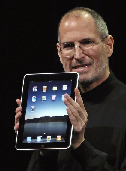 para los entendidos en tecnologia Ipad-apple