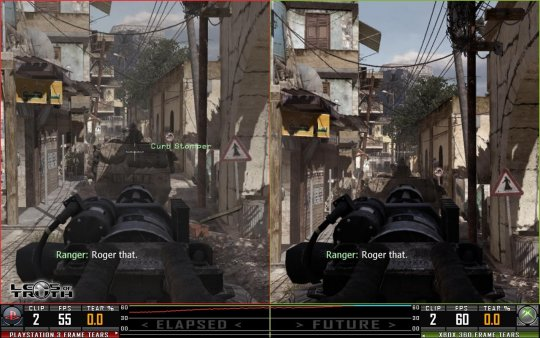 Ps3 Slim VS Xbox 360 SlimXbox 360 Vs Ps3 Graphics