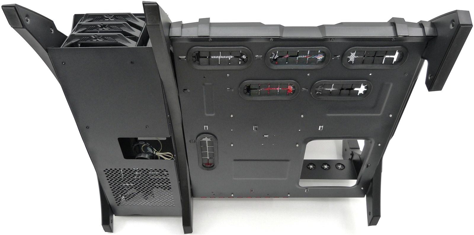 Review Caja de Diseño Abierto AEROCOOL STRIKE X AIR. Premio Diseño  #674548 1600x795