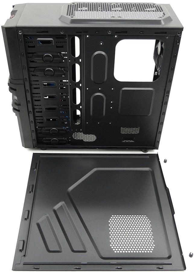 Mobiliario de refrigerador de montaje inferior blanco