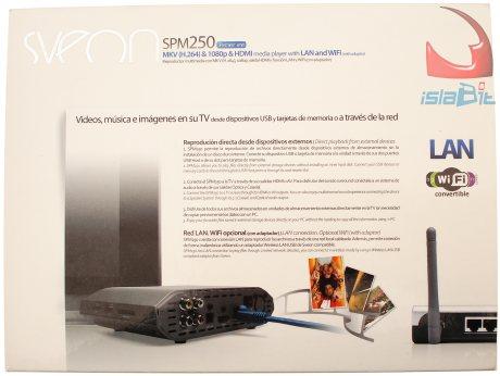 Review sveon spm250 reproductor multimedia de alta - Definicion de multimedia ...