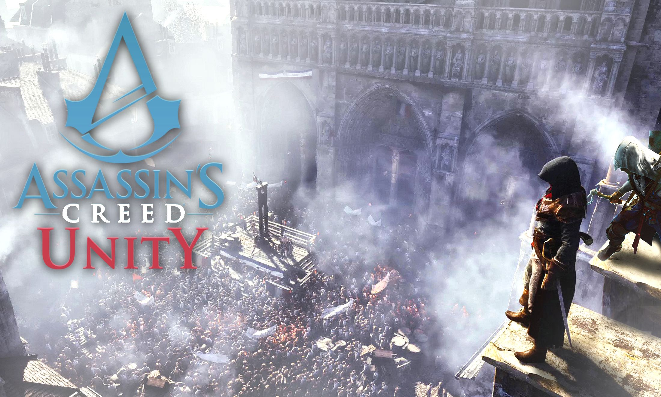 Assassin's Creed Unity Ubisoft AMD problemas