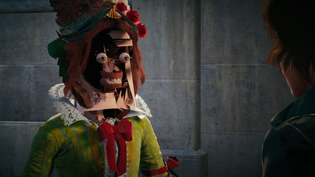 Assassin's Creed Unity bugs 2