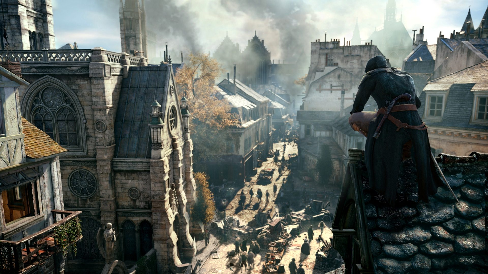 Assassin's Creed Unity parche 2