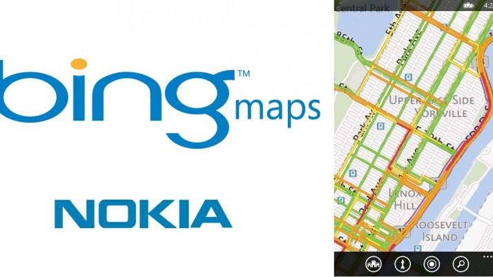 Bing Maps ahora da tiempos más precisos al calcular viajes
