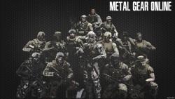 Metal Gear Online se estrenará la semana que viene