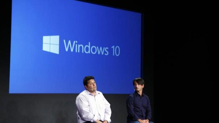 Microsoft desvelará Windows 10 en un evento en enero