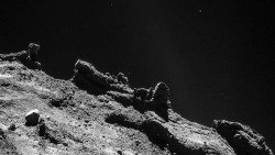 La sonda Philae llega al cometa 67P y completa la misión Rosetta
