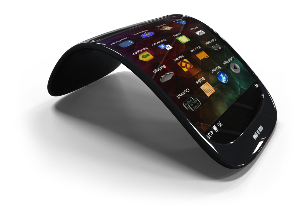 Samsung pantallas flexibles 2015 2