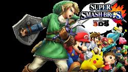 Super Smash Bros se actualiza en Nintendo 3DS, ¿con qué cambios?