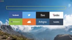 Yandex le da un lavado de cara minimalista a su navegador