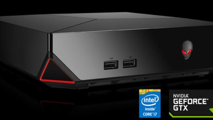 Alienware anuncia su consola Alpha a partir de 549 dólares