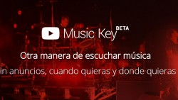 YouTube anuncia su servicio de suscripción (beta) Music Key