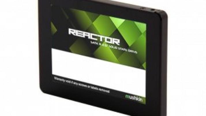 Mushkin presenta su nueva unidad SSD Reactor 1TB