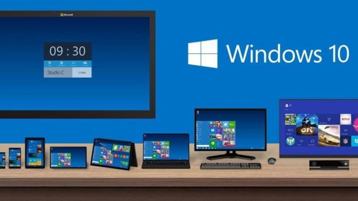 Ya disponible la descarga de Windows 10 build 9879