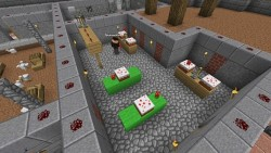Homenaje al Dungeon Keeper 2 en Minecraft