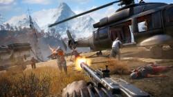 El nuevo DLC de Far Cry 4 tendrá una muerte permanente
