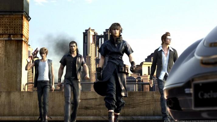 Square Enix desvela más detalles sobre el Final Fantasy XV