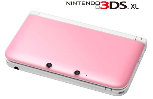 Nintendo 3DS XL Japón 2