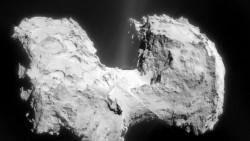 El agua de Rosetta no pertenece a los cometas