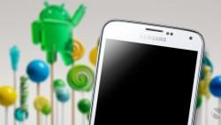 El Galaxy S5 de Samsung ya tiene Android 5.0 Lollipop en España