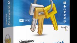 Steganos Password Manager 16, seguro gestor de contraseñas