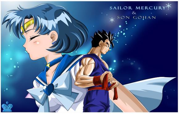 Dragon Ball y Sailor Moon 2