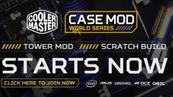 Cooler Master anuncia el evento modding Case Mod World Series