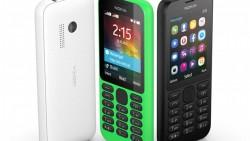 Nokia 215: un móvil con Internet por apenas 29 euros