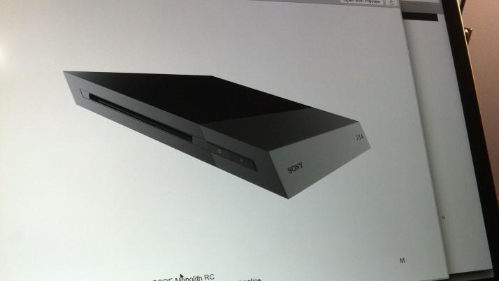 Se filtran imágenes de la PS4 Slim: la mitad de la original