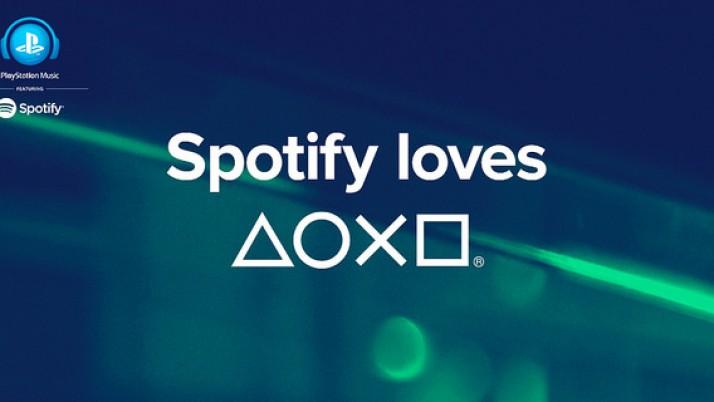 PlayStation Music: Spotify llega a la PS3 y la PS4