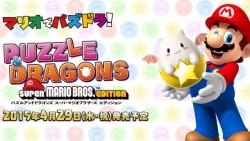 Puzzle & Dragons Super Mario Bros. tendrá versión en Nintendo