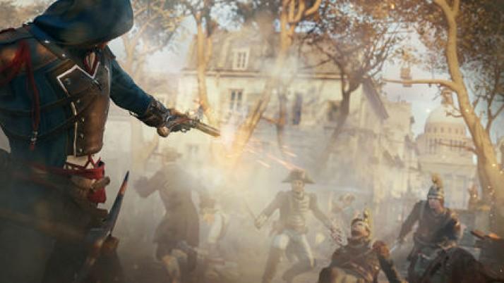 ¿Cómo es el quinto parche de Assassin's Creed Unity?