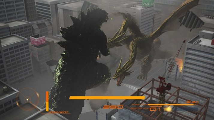Godzilla The Game llegará en junio a PS3 y PS4