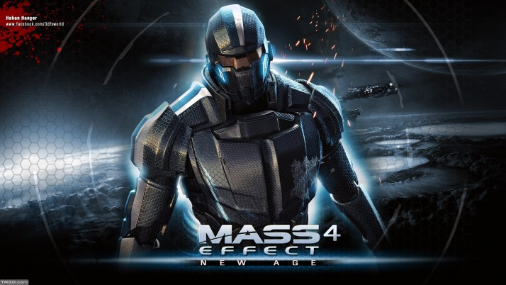 Mass Effect 4 no saldrá para PS3 y Xbox 360