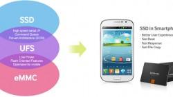 ¿Cómo es el nuevo chip de memoria UFC que prepara Samsung Electronics?