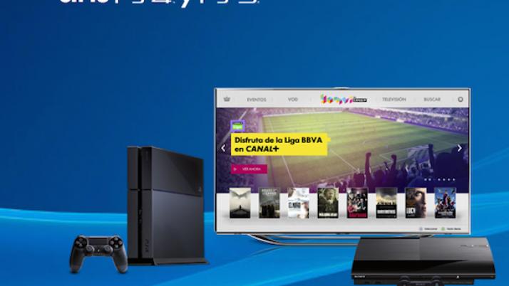 Canal+ Yomvi llega también a las consolas PS3 y PS4 de Sony