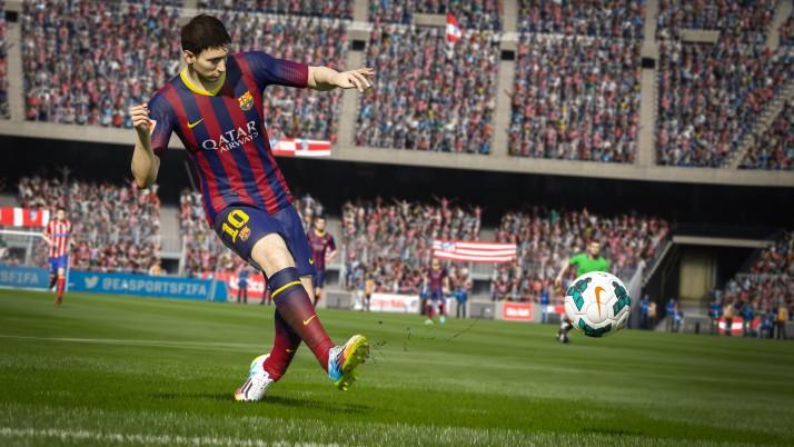 FIFA 2015 se actualiza: ¿cuáles son sus principales novedades?