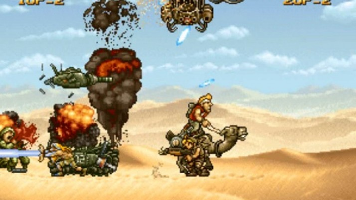 Metal Slug 3 ya disponible para PS4, PS3 y PS Vita
