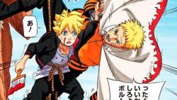 Se filtran las primeras imágenes del próximo manga de Naruto