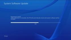 Más novedades sobre la actualización 2.50 de PlayStation 4