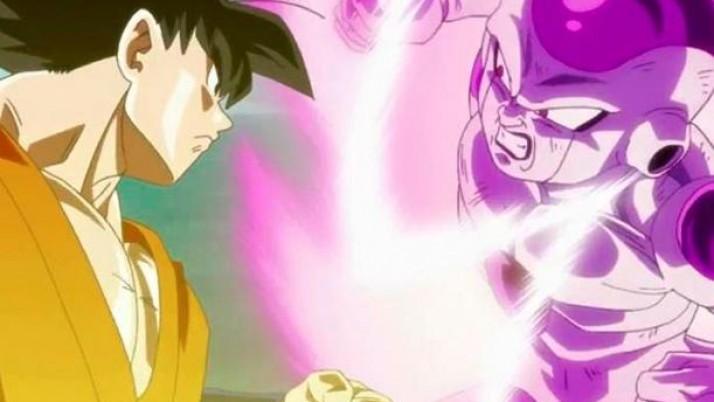 Dragon Ball Z: Gokú y Freezer en Zenkai Battle Royale