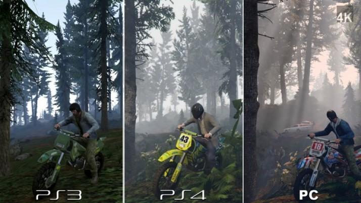¿Cuánto mejor se ve el GTA V en PC que en PS3 o PS4?