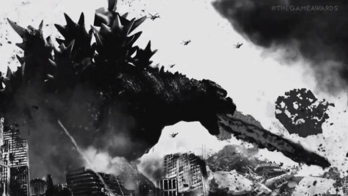 Nuevo trailer de Godzilla deja ver su gameplay