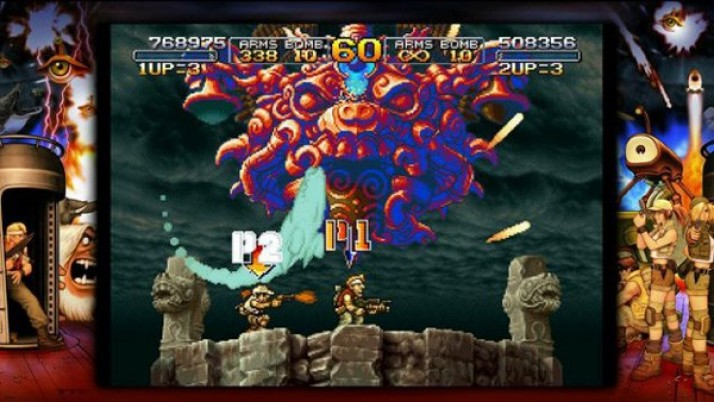 Metal Slug 3, disponible para PS3, PS4 y PS Vita (trailer)